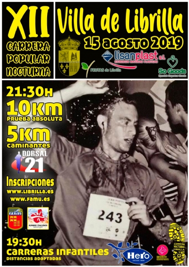 XII CARRERA POPULAR NOCTURNA