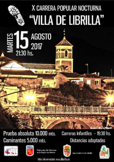 X CARRERA POPULAR NOCTURNA